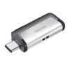 Clé USB Sandisk Ultra 128 Go à double connectique USB 3.1 Type A et C à 21,33 €