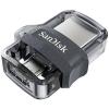 Clé USB 3.0 et Micro USB Sandisk Ultra OTG 256 Go à 30,99 €