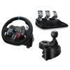 Volant Logitech G920 Driving Force + levier de vitesse pour PC, Xbox One à 239,99 €