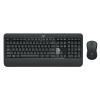 Ensemble clavier et souris sans fil Logitech MK540 Advanced à 37,50 € [Amazon Prime]