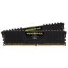 Kit de 32 Go (2 x 16 Go) de mémoire DDR4 Corsair Vengeance LPX 3200 MHz à 145,71 € livré