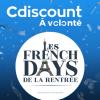 Carte Cdiscount à Volonté 1 an (CDAV) à 8 €