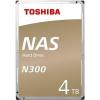 Disque dur Toshiba N300 4 To à 94,99 €