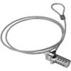Câble antivol Ewent EW1241 (1.5 m, à combinaison) à 7,28 €