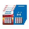 Lot de 32 piles Philips AA à 7,99 €