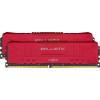 Kit de 16 Go (2 x 8 Go) de mémoire DDR4 Crucial Ballistix 3200 MHz à 78,99 €