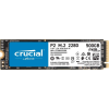 SSD Crucial P2 500 Go (3D NAND, NVMe, PCIe, M.2, 2400 Mo/s) à 52,50 €