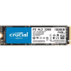 SSD Crucial P2 1 To (3D NAND, NVMe, PCIe, M.2, 2400 Mo/s) à 92,36 €
