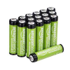 16 Piles rechargeables AmazonBasics AAA 800 mAh à 13,22 €