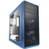 Boîtier PC ATX Fractal Focus G bleu pétrôle à 36,83 €