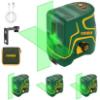 Niveau double laser vert POPOMAN 45 m à 40,55 €