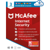 McAfee Internet Security 2021 (3 appareils, 1 an) à 12,99 €