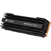 SSD Corsair Force MP600 1 To (NMVe M.2 Gen4, 4950/4250 Mo/s) à 135,60 € livré