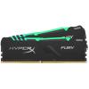 Kit de 32 Go (2 x 16 Go) de mémoire DDR4 HyperX Fury RGB 3200 MHz à 155,82 € livré