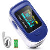 Oxymètre numérique HOMIEE (fréquence cardiaque et SpO2) à 6,60 € avec le code LK2L4IIX