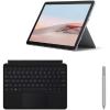 Pack Microsoft Surface Go 2 (10 pouces, 8Go RAM 128Go SSD, Win10) avec cover clavier, stylet à 599 €