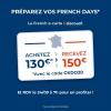 Carte cadeau bonifiée Cdiscount de 150 € pour 130 € avec le code CKDO20