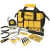 Sac à outils Stanley STMT0-74101 38 pièces à 19,99 €