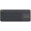 Clavier sans fil Logitech Wireless Desktop K400 Plus avec pavé tactile à 24,99 €